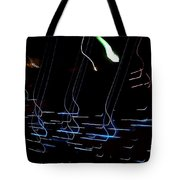 Film Noir Jim Thompson After Dark My Sweet 2 1990 Abstract Casa Grande Arizona 2000-2016 Tote Bag