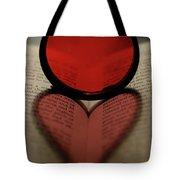 Filter Heart 2 Tote Bag