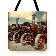 Filtered Steam  Tote Bag