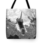 Final Delivery Completed Tote Bag