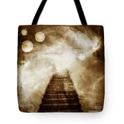 Final Destination Tote Bag