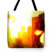 Final Strike Tote Bag
