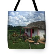 Finales Valley Home Tote Bag