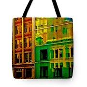 Financial District Tote Bag