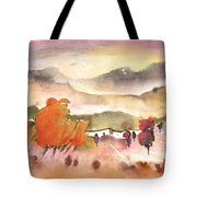 Finca In Spain Tote Bag