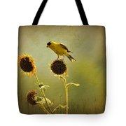 Finch 1 Tote Bag