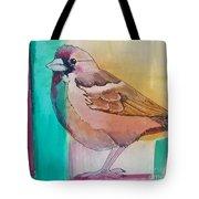Finch Fun Tote Bag