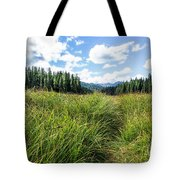 Finding A Way Tote Bag