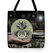 Finding Another Dimension Tote Bag