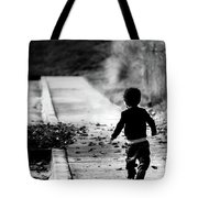 Finding My Way Home Tote Bag