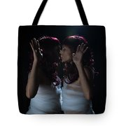 Finding Oneself On The Other Side Tote Bag
