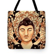 Finding Peace 4 Tote Bag