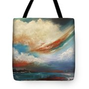 Finding Relief Tote Bag
