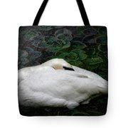Finding Rest In Nature Tote Bag