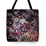 Finding Savage Colors In Another Kingdom. Tote Bag