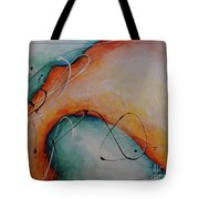 Finding You  Tote Bag