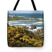 Findochty In Spring Tote Bag