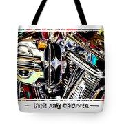 Fine Art Chopper II Tote Bag