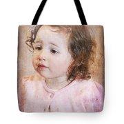 Fine Art Clair Tote Bag