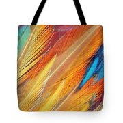 Fine Art Feathers Tote Bag