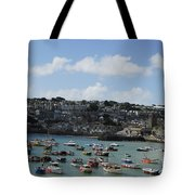 Fine Art - St Ives Harbour Tote Bag