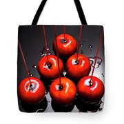Fine Art Toffee Apple Dessert Tote Bag