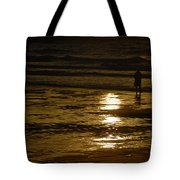 Fine Art- Waves Tote Bag