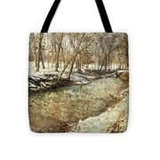 Fine Creek Winter Tote Bag