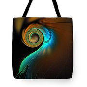 Fine Feathers Tote Bag