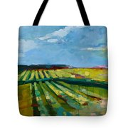 Fine Fields Tote Bag