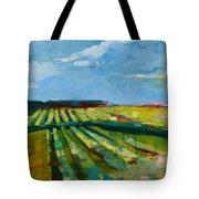 Fine Fields Tote Bag
