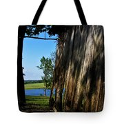 Fine Woodwork Tote Bag