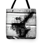 Fine  Words Tote Bag