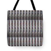 Fineart From Wire Mesh Jewellery Unique Patterns N Textures By Navinjoshi At Fineartamerica.com Usa  Tote Bag