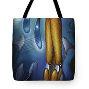 Finfaerian Odyssey Tote Bag by Patrick Anthony Pierson