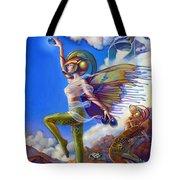 Finfaerian Quest Tote Bag