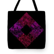 Fingerprint Of The Unmanifest Tote Bag by Eikoni Images