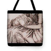 Fingers Tote Bag