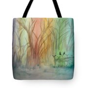 Finian's Rainbow Tote Bag