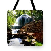 Finlay Park Columbia Sc Summertime Tote Bag by Lisa Wooten