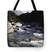 Fiordlands National Park Tote Bag
