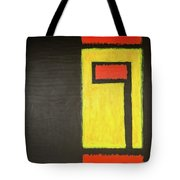 Fire And Gold Tote Bag