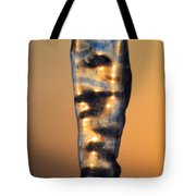 Fire And Ice 8 Tote Bag
