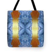 Fire And Ice - Digital 1 Tote Bag