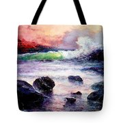 Fire And Water 1.0  Tote Bag