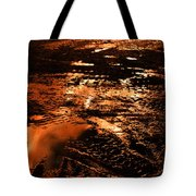 Fire And Water 2 Tote Bag
