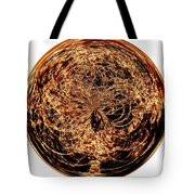 Fire Ball Tote Bag