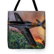 Fire Boss - Oil Tote Bag