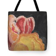 Fire Breathing Dactyl Tote Bag