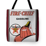 Fire-chief Sign Tote Bag